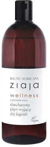 Ziaja Baltic Home Spa Wellness dwufazowy płyn do kąpieli 500 ml