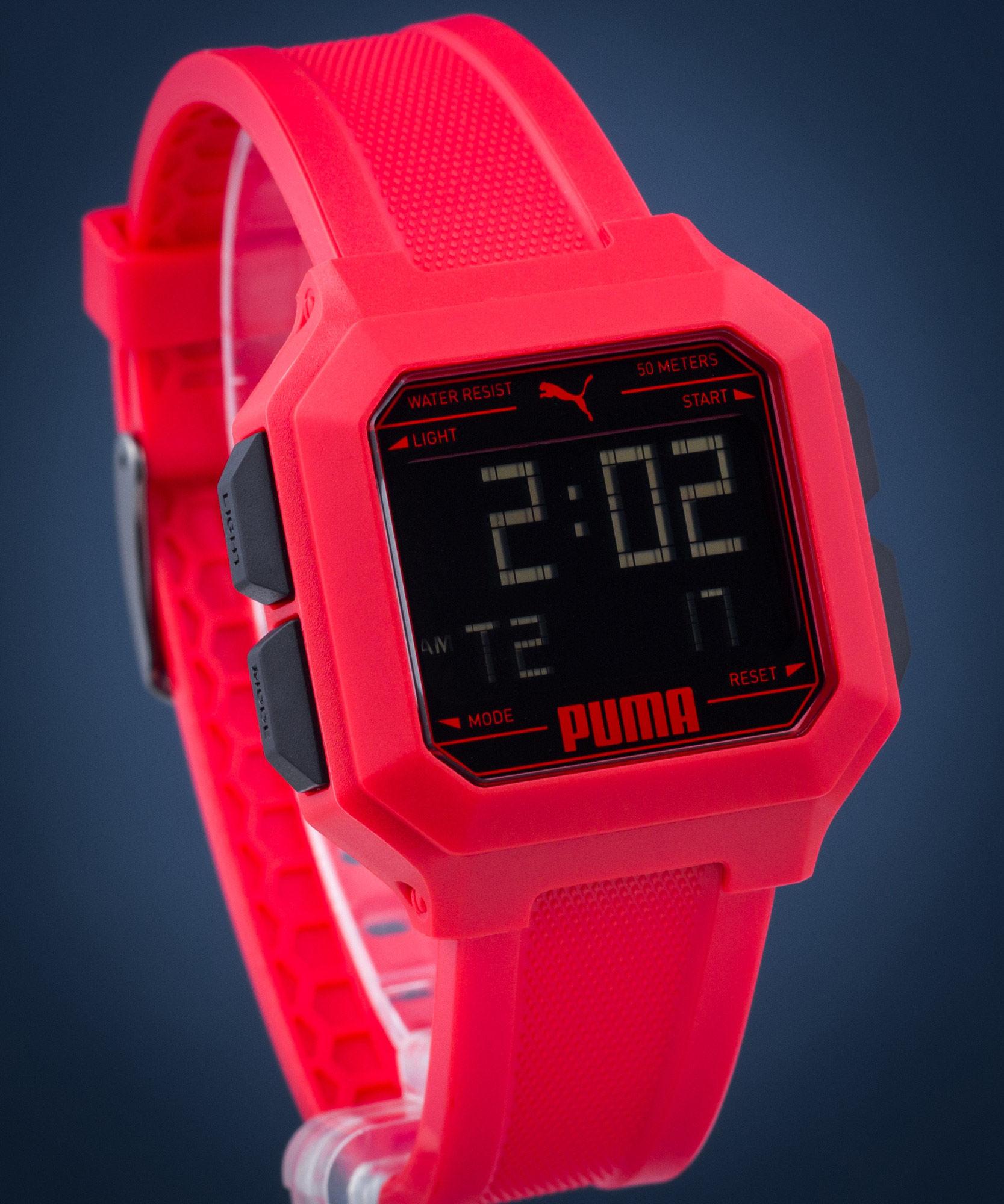 Zegarek Puma LCD Remix