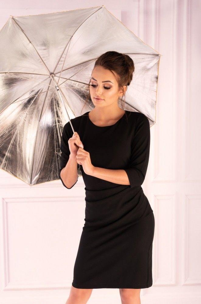Shanyan Black sukienka