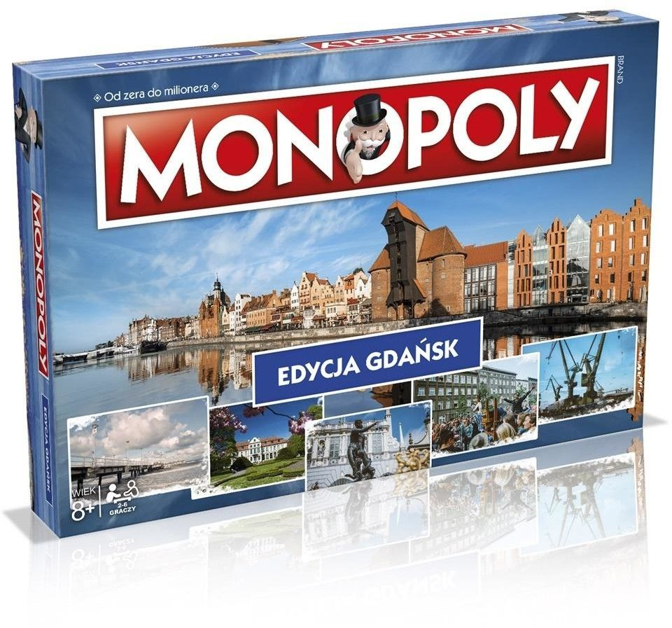 Winning Moves Gra Monopoly Gdańsk 5_675022