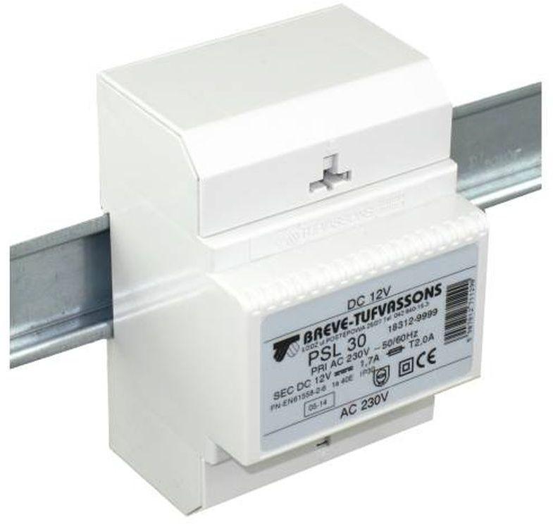 Zasilacz transformatorowy PSL 30 230VAC/24VDC 20W 0,8A 18324-9998