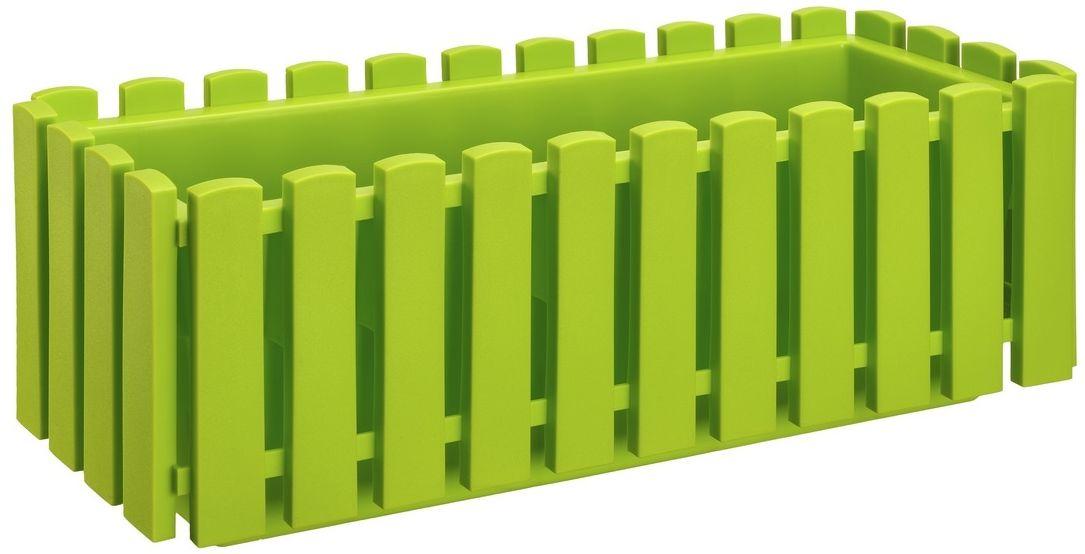 Gardenico Skrzynka Fency zielony, 50 cm