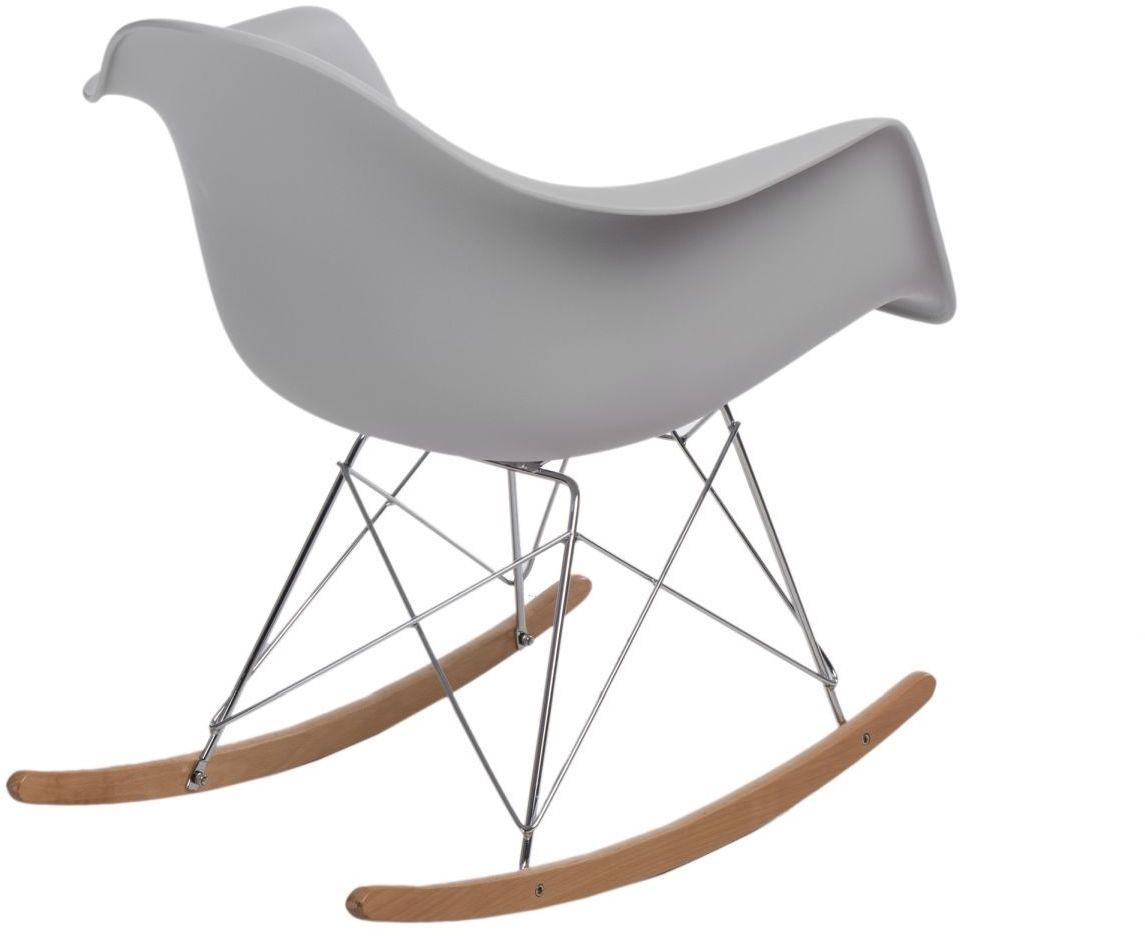 D2 Krzesło P018 RR PP light grey insp. RAR
