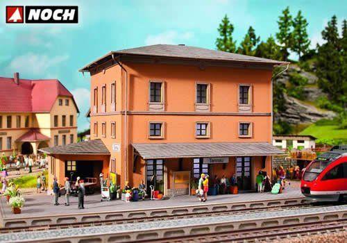 Noch 63004 - Bahnhof Tannau (Berg)