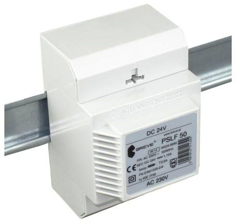 Zasilacz transformatorowy PSLF 30 230VAC/24VDC 18W 0,7A /z filtrem/ 18524-9997