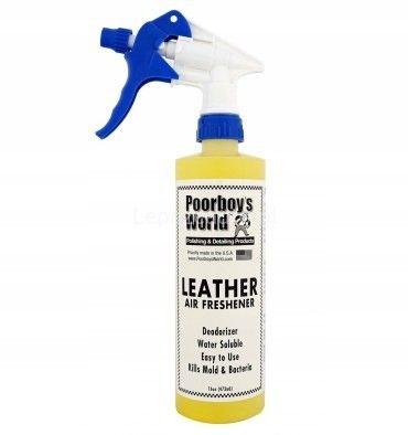 POORBOY''S WORLD Odświeżacz Leather 473ml