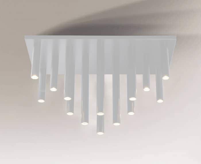 Lampa sufitowa YABU 7170 Shilo biały