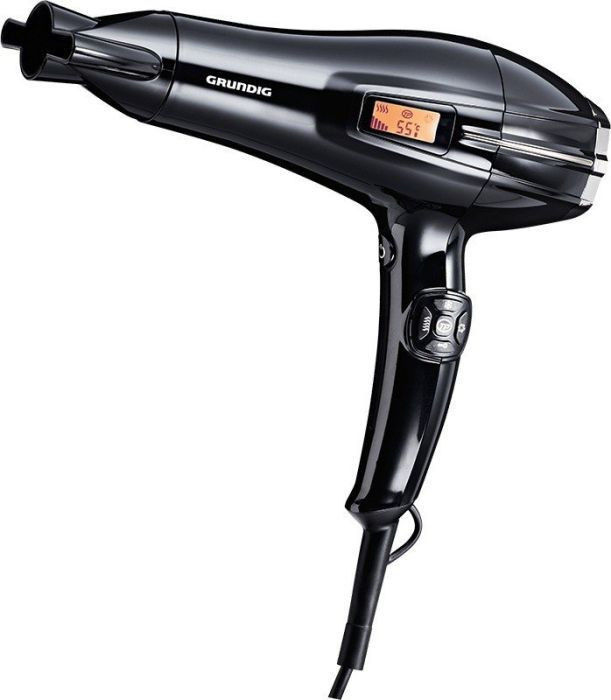 Suszarka do włosów Grundig Grundig HD 9880 - black