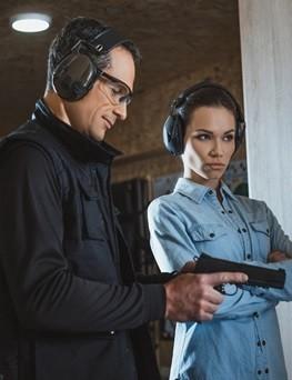 Kurs strzelania na strzelnicy dla dwóch osób  Kraków