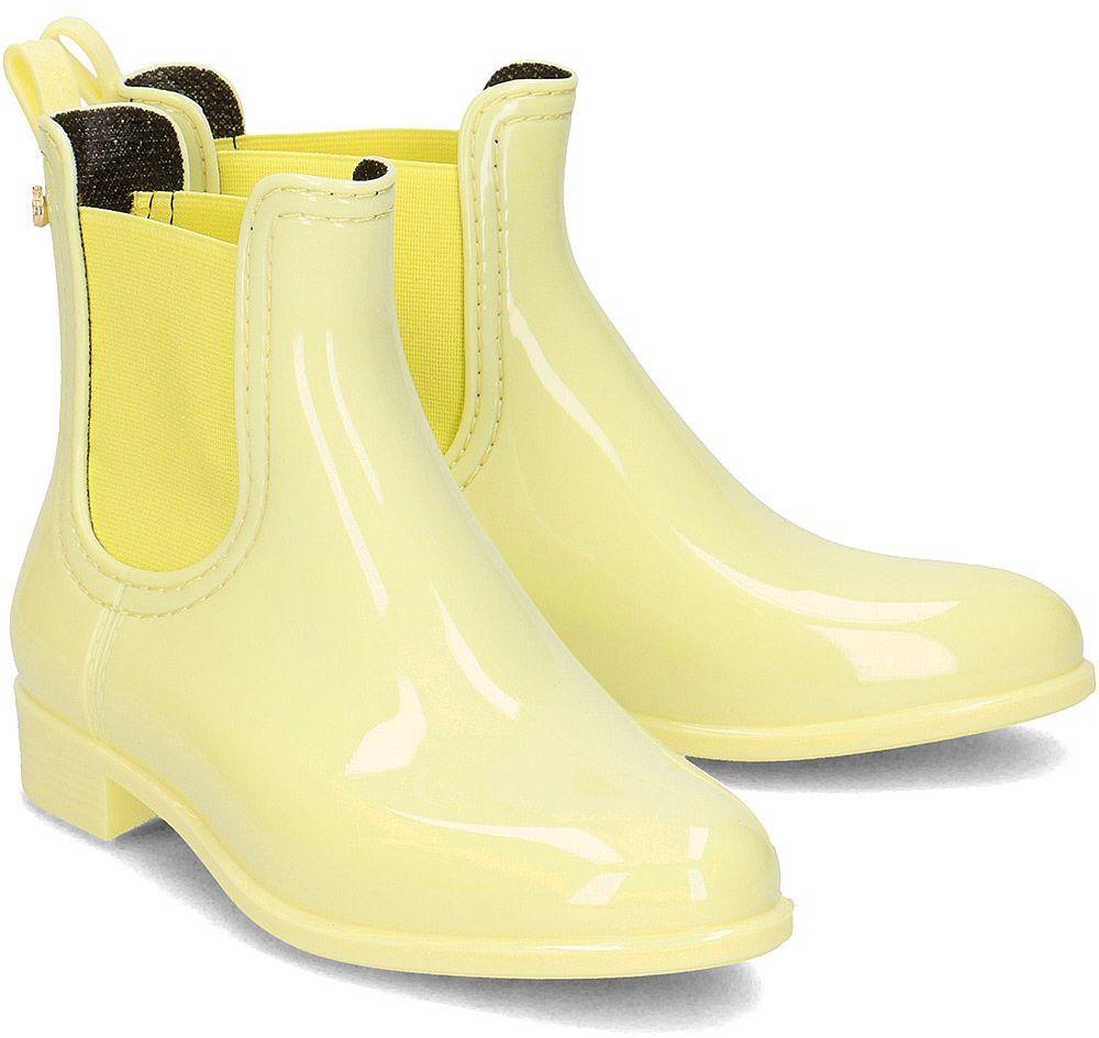 Lemon Jelly - Kalosze Dziecięce - BIA 16 BABY YELLOW - Żółty