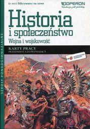 Odkrywamy na nowo Historia i społeczeństwo Wojna i wojskowość Karty pracy ZAKŁADKA DO KSIĄŻEK GRATIS DO KAŻDEGO ZAMÓWIENIA