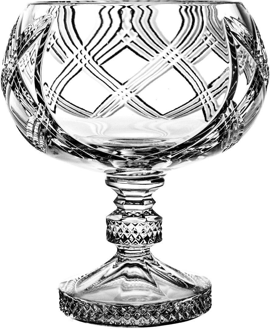 Owocarka puchar kryształowa 5076