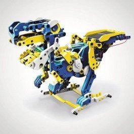 Roboty hydrauliczno-solarne 12 w 1