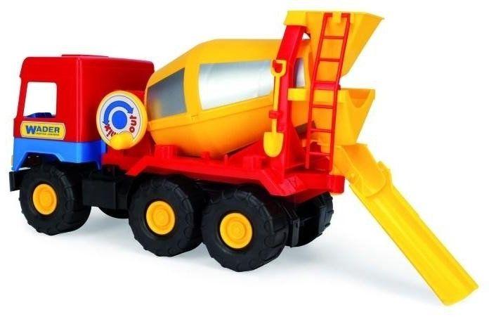 Middle truck - Betoniarka