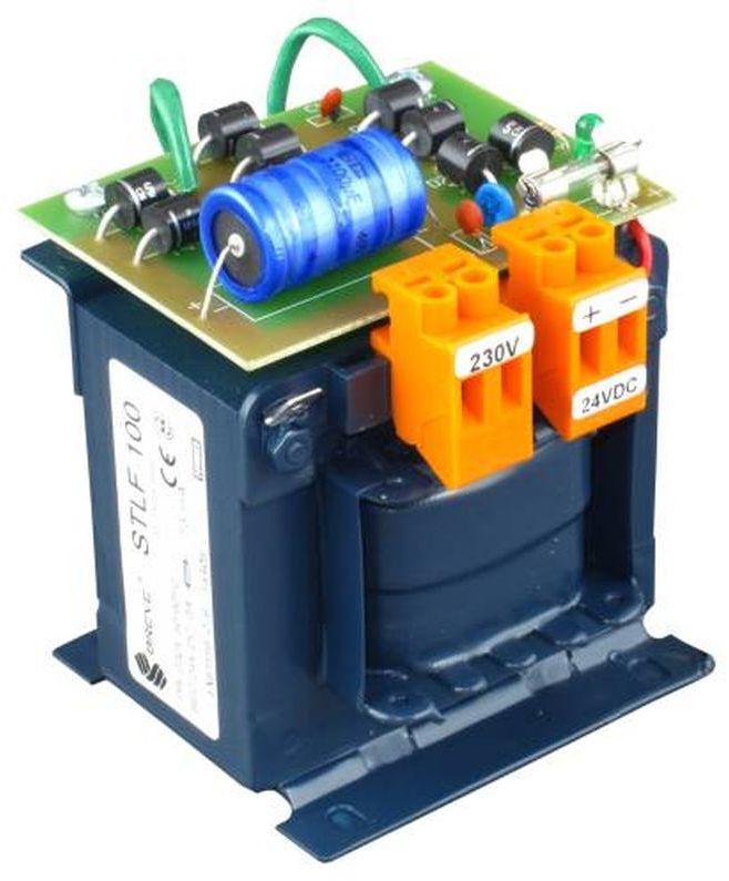 Zasilacz transformatorowy z filtrem STLF 100 230VAC/24VDC 3A 18524-9992