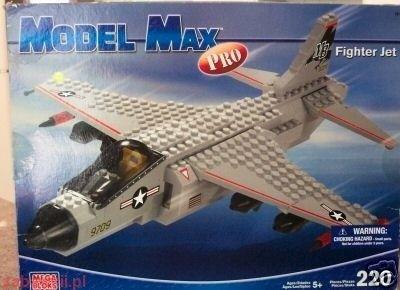 Mega Bloks Fighter Jet 9709