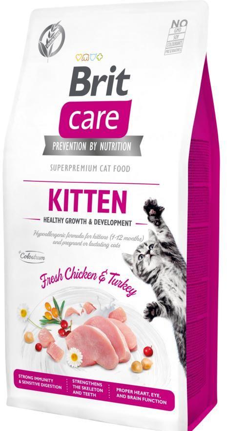 BRIT CARE cat GF KITTEN