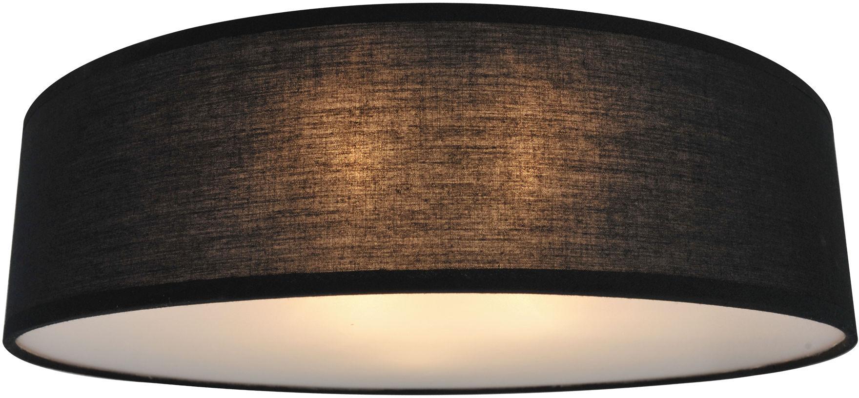 Zuma Line CL12029-D40-BK CLARA plafon lampa sufitowa czarny 2xE14 60W 40cm