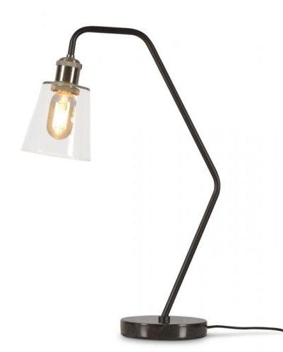 Lampa stołowa Paris czarna