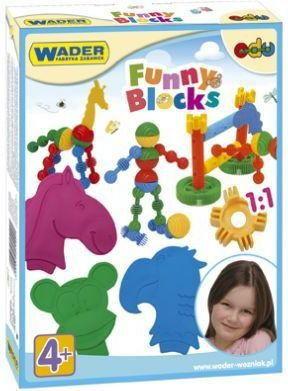 Wader Klocki Funny Blocks 41830