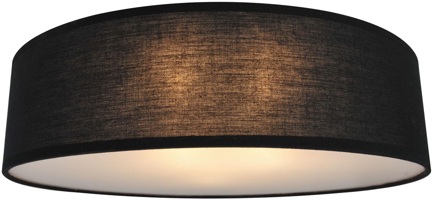 Zuma Line CL12029-D30-BK CLARA plafon lampa sufitowa czarna 2xE14 60W 30cm