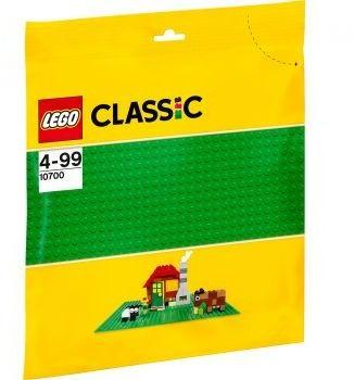 LEGO Classic - Zielona płytka konstrukcyjna 10700