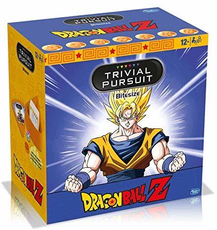 Trivial Pursuit Dragon Ball wersja Z francuski, WM00312-FRE-6