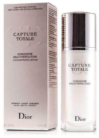 Christian Dior Capture Totale Multi-Perfection Concentrated Serum Skoncentrowane serum przeciwstarzeniowe do twarzy - 30ml Do każdego zamówienia upominek gratis.