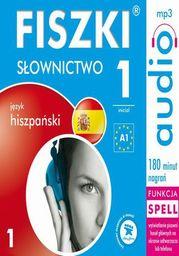FISZKI audio j. hiszpański Słownictwo 1 - Audiobook.