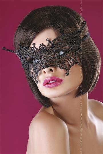 Maska Mask Black Model 11 Spider Woman