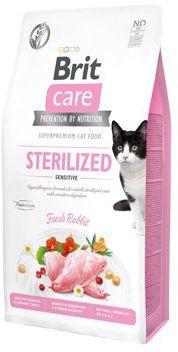 BRIT CARE cat GF STERILISED sensitive