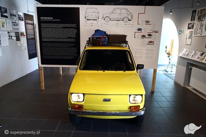 """Zwiedzanie """"Muzeum życia w PRL"""" Warszawa"""