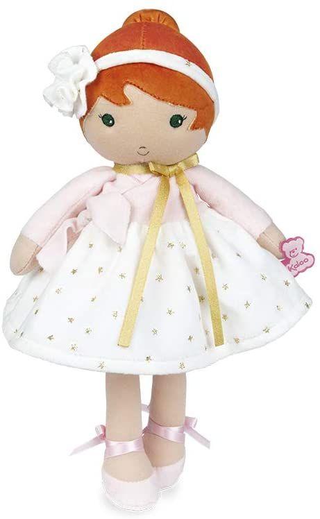 Kaloo - Kaloo Tendresse Doll - My First Fabric Doll, Valentine - Zabawka dla dzieci - średnia, 25 cm - od narodziny, K963657