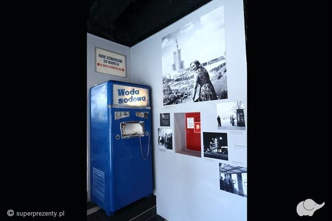 """Zwiedzanie """"Muzeum życia w PRL"""" we Dwoje Warszawa"""