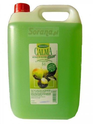 Mydło w płynie Calma 5l zielone jabłko