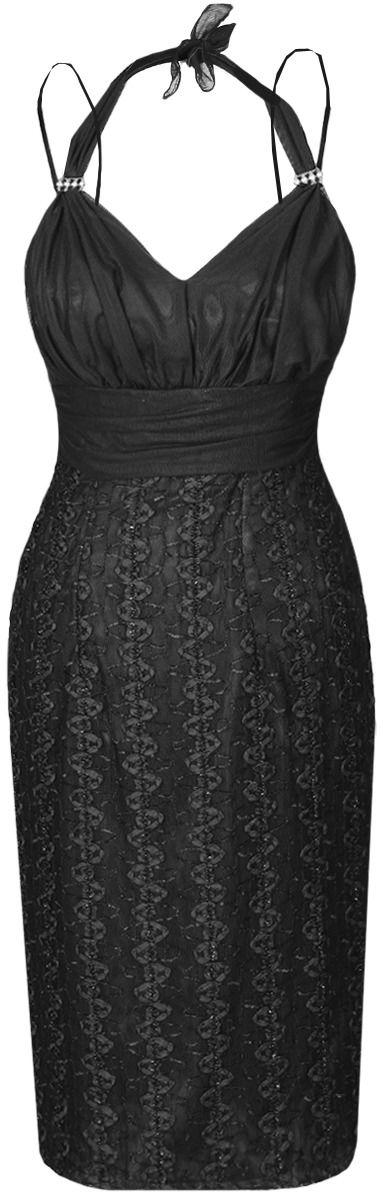 Sukienki Sukienka Suknie FSU169 CZARNY
