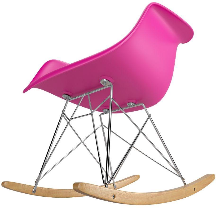 D2 Krzesło P018 RR PP różowy insp. RAR
