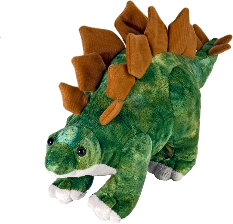 Wild Republic 15489 - Plusz dinozauria Stegozaur, 25 cm
