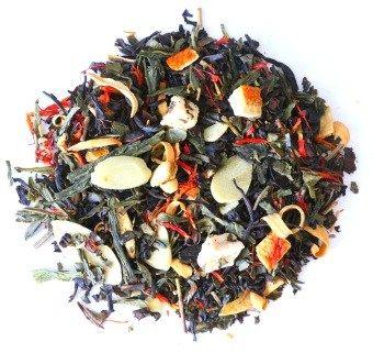 Herbata zielona o smaku Przysmak Św. Mikołaja 100g