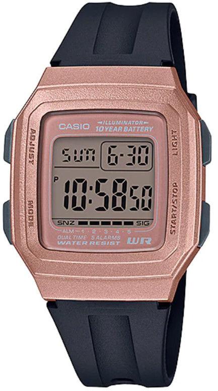 Zegarek Casio F-201WAM-5AVEF - CENA DO NEGOCJACJI - DOSTAWA DHL GRATIS, KUPUJ BEZ RYZYKA - 100 dni na zwrot, możliwość wygrawerowania dowolnego tekstu.