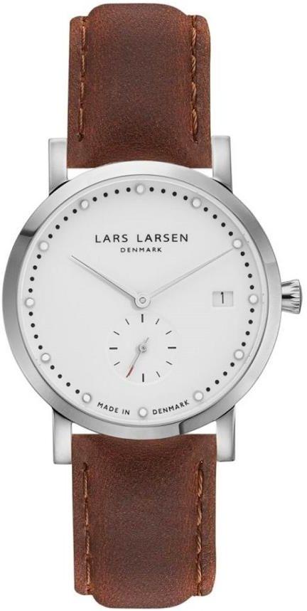 Zegarek Lars Larsen WH137SW/BS18 GWARANCJA 100% ORYGINAŁ WYSYŁKA 0zł (DPD INPOST) BEZPIECZNE ZAKUPY POLECANY SKLEP