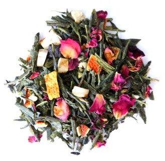 Herbata zielona o smaku Sencha Bożonarodzeniowa100g