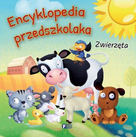 Encyklopedia przedszkolaka Zwierzęta