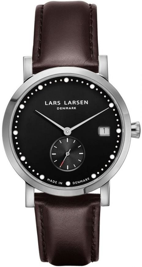 Zegarek Lars Larsen 137SB/BLLS18 GWARANCJA 100% ORYGINAŁ WYSYŁKA 0zł (DPD INPOST) BEZPIECZNE ZAKUPY POLECANY SKLEP