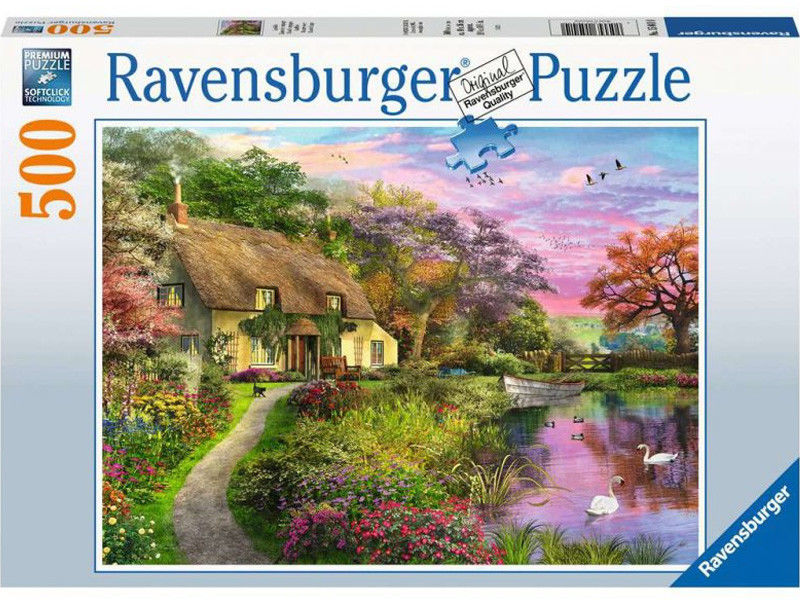 Ravensburger - Puzzle Wiejska sielanka 500 el. 150410