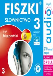 FISZKI audio - j. hiszpański - Słownictwo 3 - Audiobook.