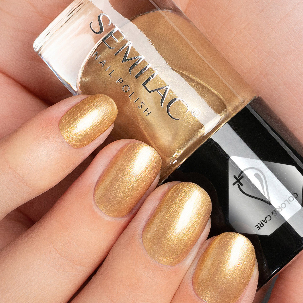C236 CARE Semilac lakier klasyczny do paznokci