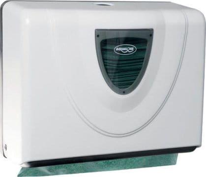 Zasobnik ręczników papierowych 260x210mm, biały