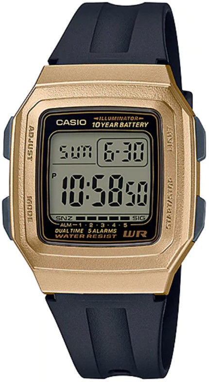 Zegarek Casio F-201WAM-9AVEF - CENA DO NEGOCJACJI - DOSTAWA DHL GRATIS, KUPUJ BEZ RYZYKA - 100 dni na zwrot, możliwość wygrawerowania dowolnego tekstu.