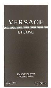 Versace L''Homme woda toaletowa - 100ml - Darmowa Wysyłka od 149 zł